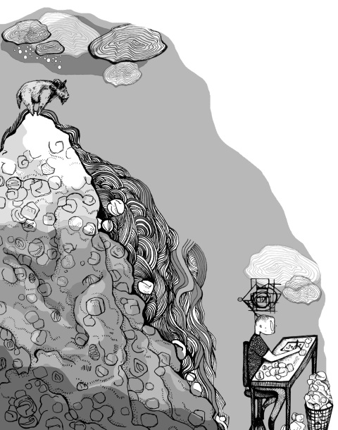 Discarded Ideas Mountain